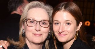Meryl Streep's Daughter Grace Gummer Split From Husband 42 Days After Wedding