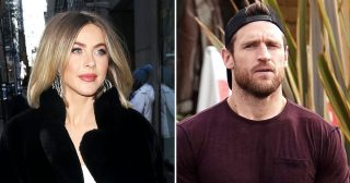 Julianne Hough Posts About Betrayal Amid Brooks Laich Marriage Woes