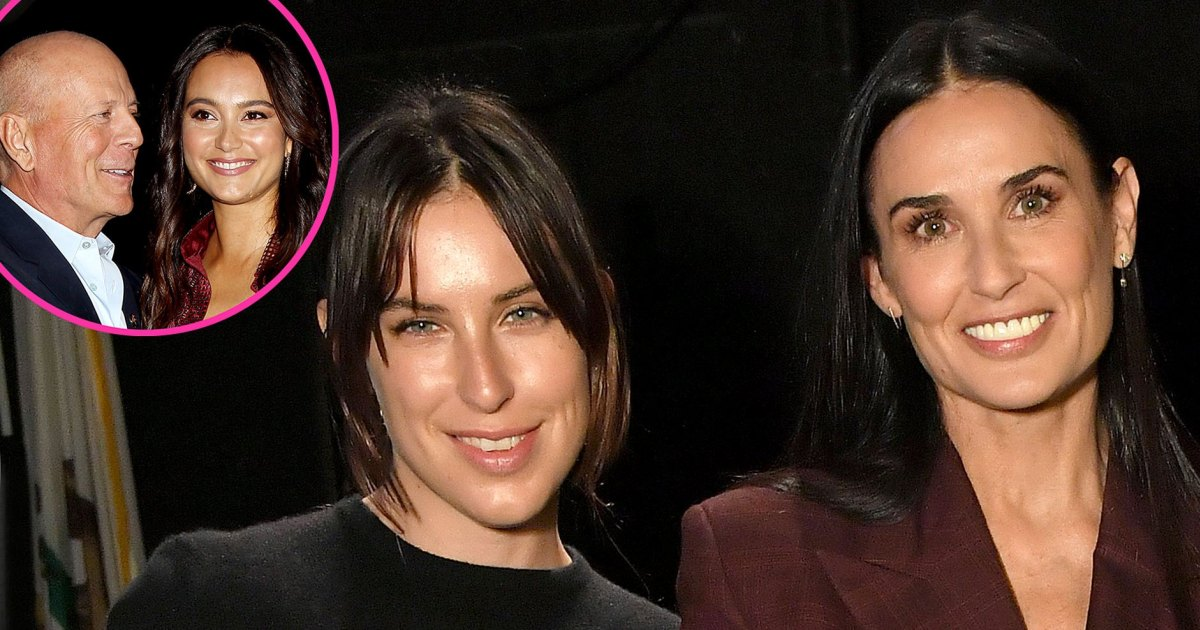 Why Bruce Willis Is Quarantining With Demi Moore — And Not Wife Emma Heming