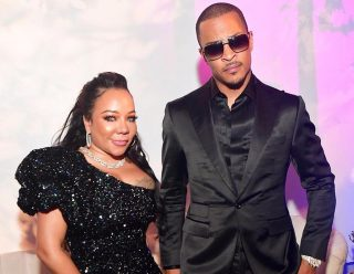 Tiny Harris Opens Up About Pregnancy Chatter Caused By Husband T.I.