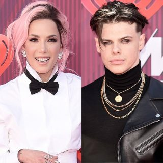 Yungblud Flirts With Ex Halsey Under Her Hot Twerking Video Amid Rumors They're Back Together!