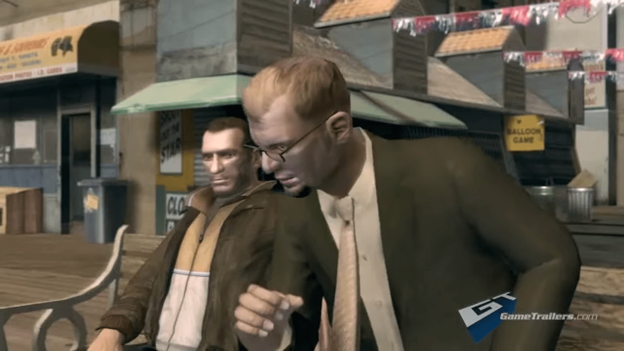 Grand Theft Auto 4 Has Received A New Update That Brings The Missing Songs And Radio Back While Ruining Your Save