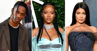 Travis Scott Dated Rihanna Before Kylie Jenner, Didn't Want Fans to Know