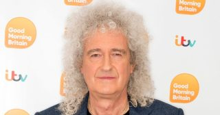 Queen's Brian May Hospitalized After Ripping His Butt Muscles 'to Shreds'
