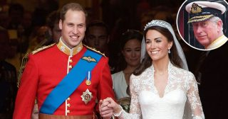 Prince Charles Reveals What Part of Prince William's Wedding He Influenced