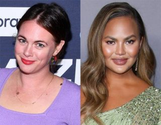 Chrissy Teigen Defends Alison Roman After Her New York Times Column Is Put on Hold