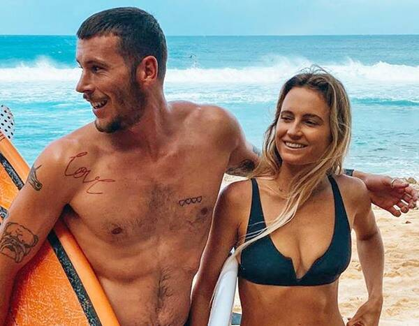How Surfers Alana Blanchard and Jack Freestone Are Riding the Wave During Quarantine