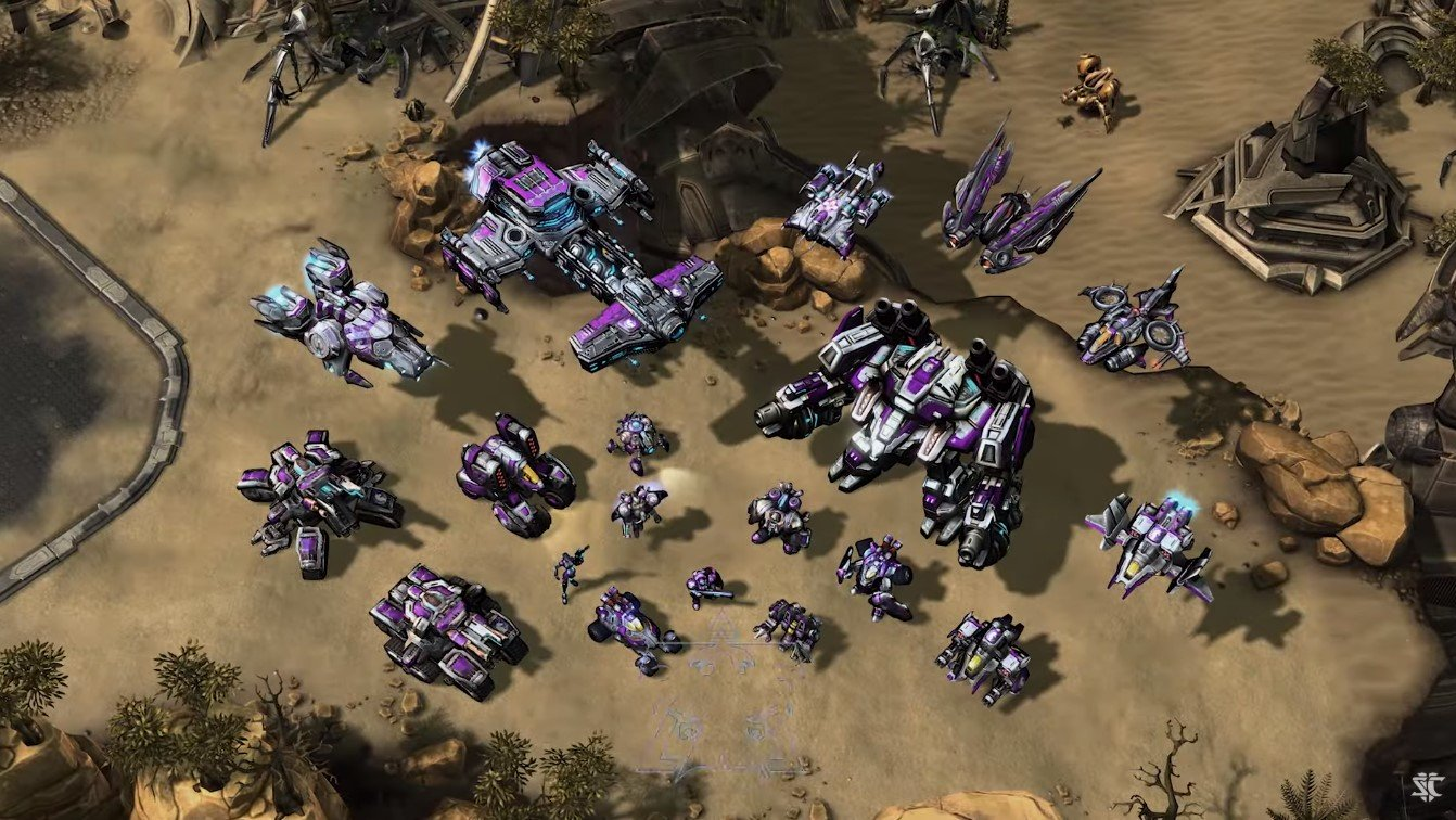 StarCraft 2's Season 2 Maps Are Announced, Complete With Notes From The Creators Themselves
