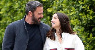 Ben Affleck Wants His Kids to 'Spend Time' With Ana de Armas