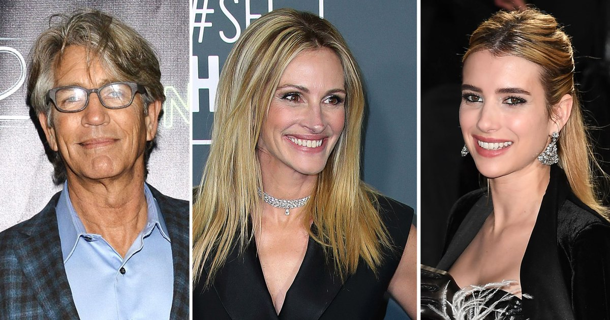 Eric Roberts 'Loves' Seeing Sister Julia Roberts Bond With His Daughter