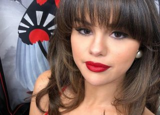 Selena Gomez Is Gorgeous In Rare Beauty Makeup