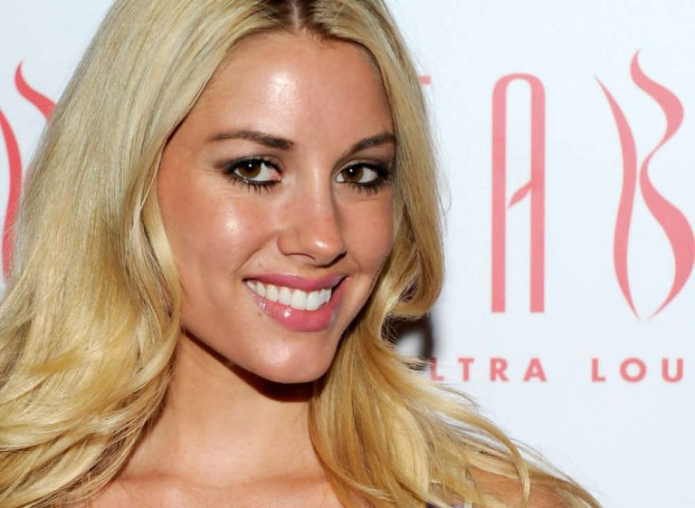 Heather Rae Young wont pose for Playboy again, still