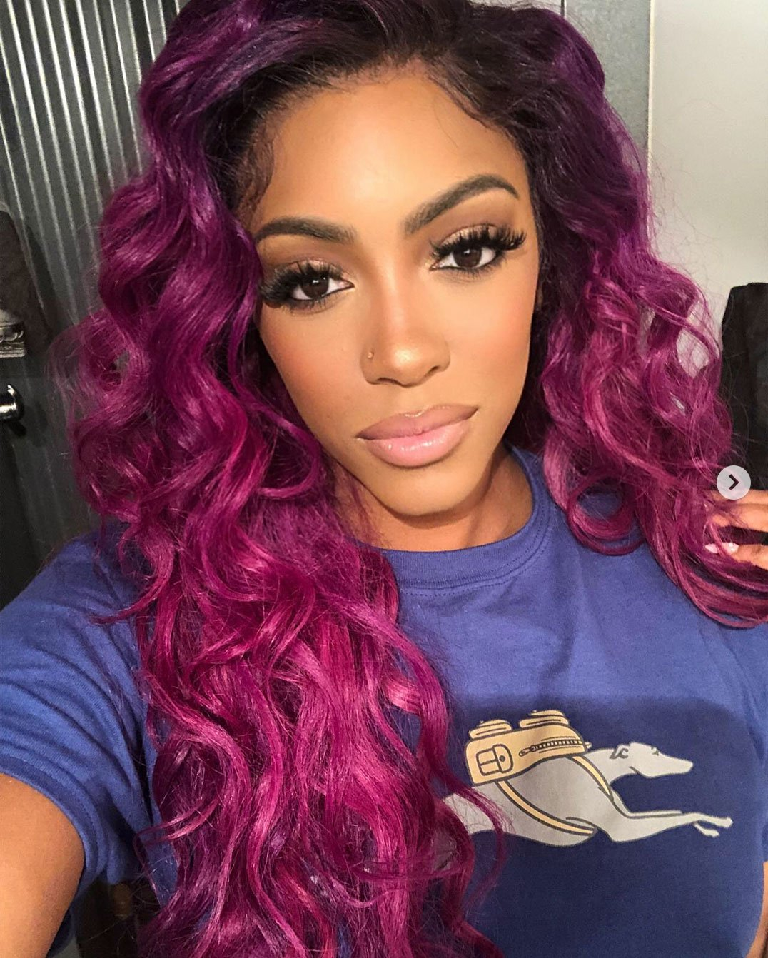 Porsha Williams Is Working Out For The First Time In A Year And A Half – See Her Clip