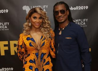 David Adefeso Makes Fans Happy Telling Them A Secret About Tamar Braxton's Skin