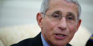 Fauci says he'll begin a 'modified quarantine' after having 'low risk' contact with a White House staffer who tested positive for COVID-19