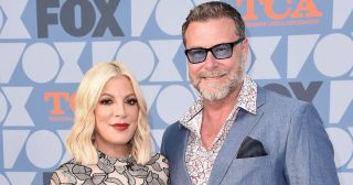 Tori Spelling, Dean McDermott Celebrate Anniversary With Must-See Throwbacks