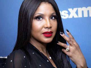 Toni Braxton Shares Footage From Behind The Scenes Of 'Do It' Song Making