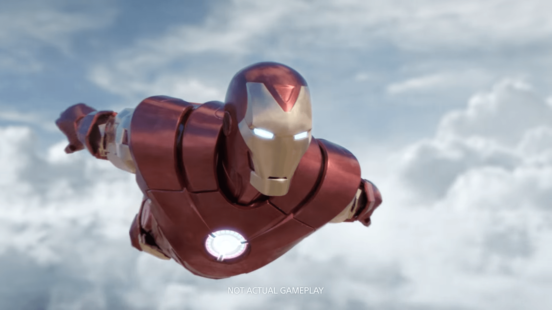 Demo Gameplay Is Now Available For Marvel's Iron Man VR