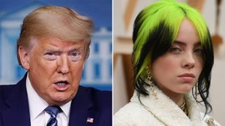 Billie Eilish Slams Donald Trump In Angry Rant About How He's Been Dealing With The Current Black Lives Matter Protests!
