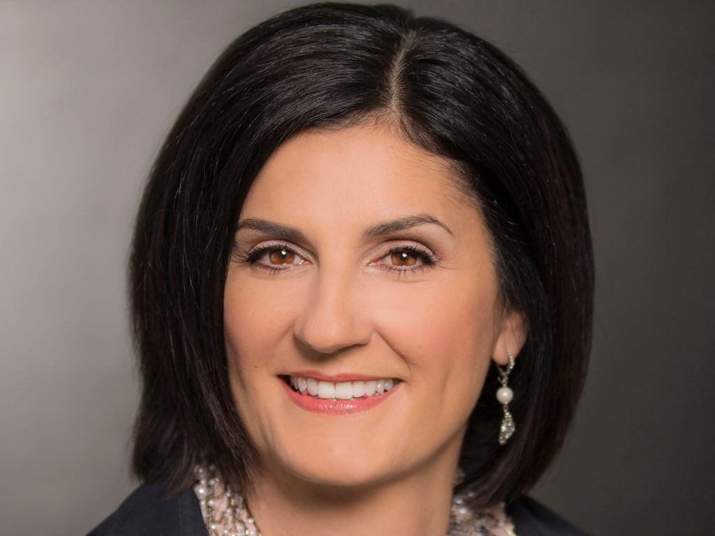 Cisco Chief People Officer Francine Katsoudas