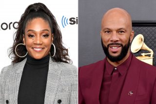 Tiffany Haddish And Common Still In Quarantine Together After Virtual Date – Watch Him Crash Her IG Live Session!