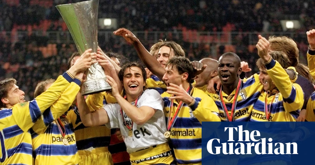 Serie C to conquerers of Europe: when star-studded Parma lived the dream | Nicky Bandini