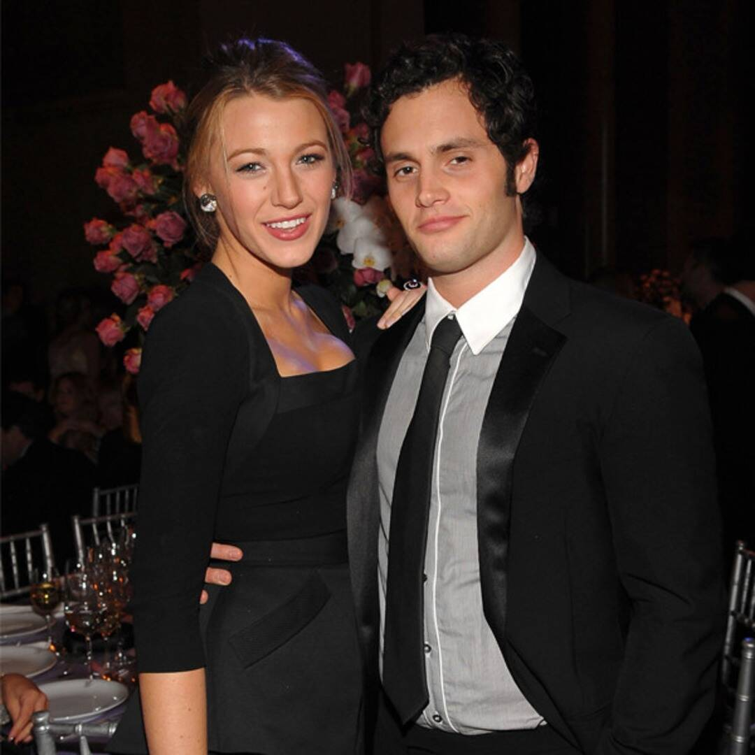 Penn Badgley Reflects on Gossip Girl, Blake Lively and More in Reunion With Chace Crawford
