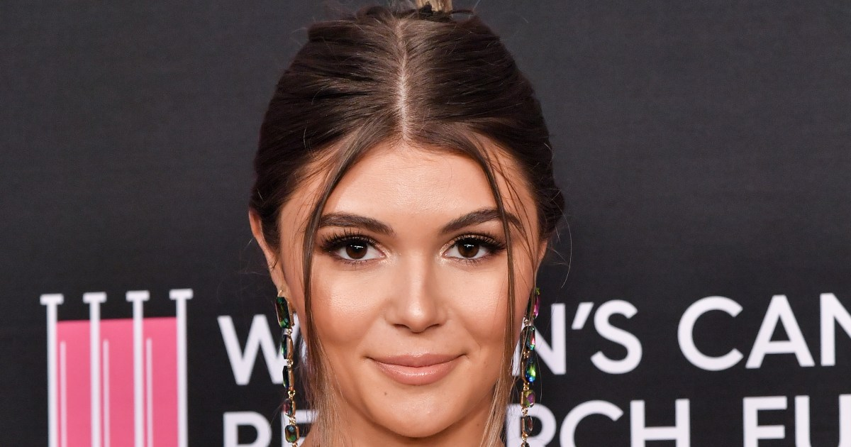 Olivia Jade Giannulli Faces Backlash for White Privilege Comments