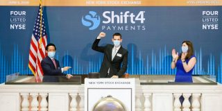 Shift4 Payments just raised $345 million on a quiet NYSE trading floor. Its CEO walked us through going public in a crisis and its 300-meeting virtual road show.
