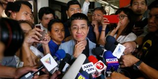 Philippines journalist and outspoken Duterte critic found guilty of cyber libel in a major blow to the country's press freedom