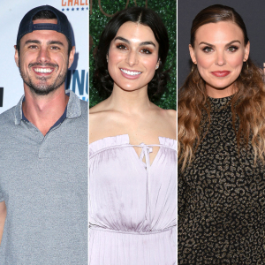 Ben Higgins and Ashley Iaconetti React to Fan Backlash They Received for Calling Out Hannah Brown After N-Word Controversy