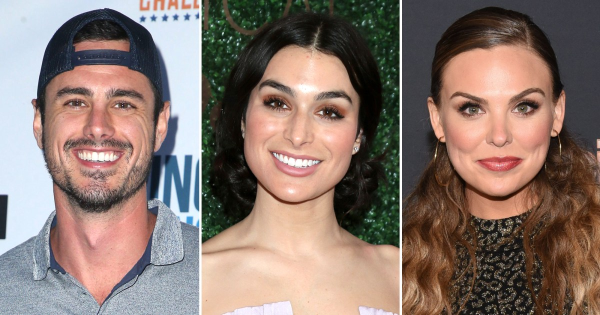Ben Higgins, Ashley Iaconetti React to Backlash for Calling Out Hannah Brown