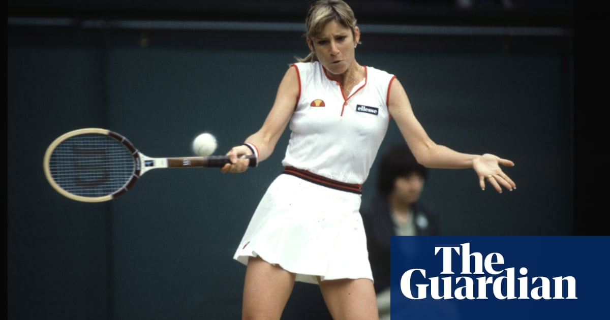 The greatest: Chris Evert – the all-American revolutionary who helped shape modern tennis | Tumaini Carayol