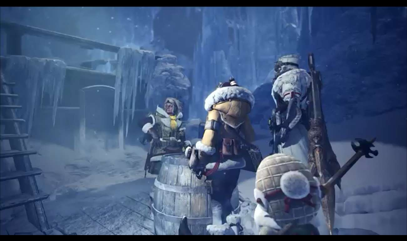 Monster Hunter World: Iceborne's Alatreon Update Releases Next Week