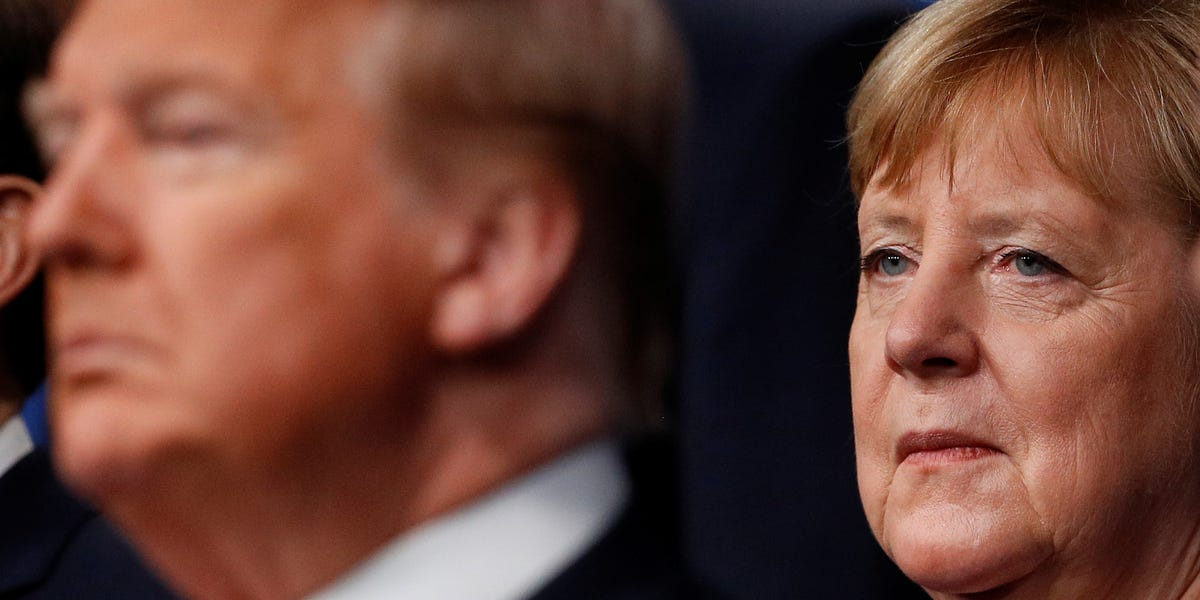 Merkel ally says dealing with Trump has been difficult and warns of a breakdown in Germany's relationship with the US