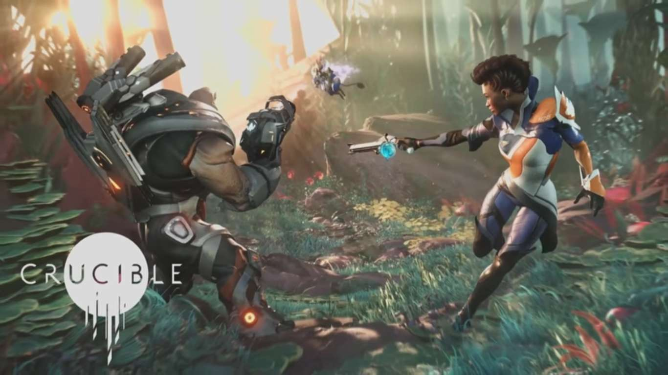 Crucible Goes From Released Back Into Closed Beta Which Is Open For Everyone Who Plays