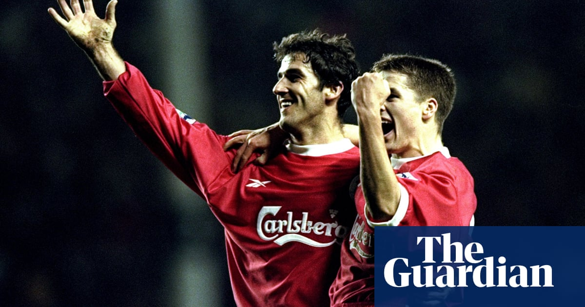 My favourite game: a perfect view of another Liverpool v Newcastle classic | Gregg Bakowski
