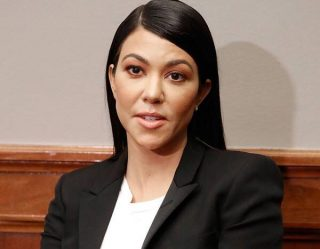 Kourtney Kardashian Says She Has a ''Responsibility'' to Teach Her Kids About Their White Privilege