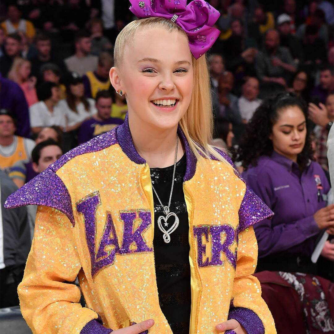 JoJo Siwa Returns to Blonde After Brunette Hair Transformation