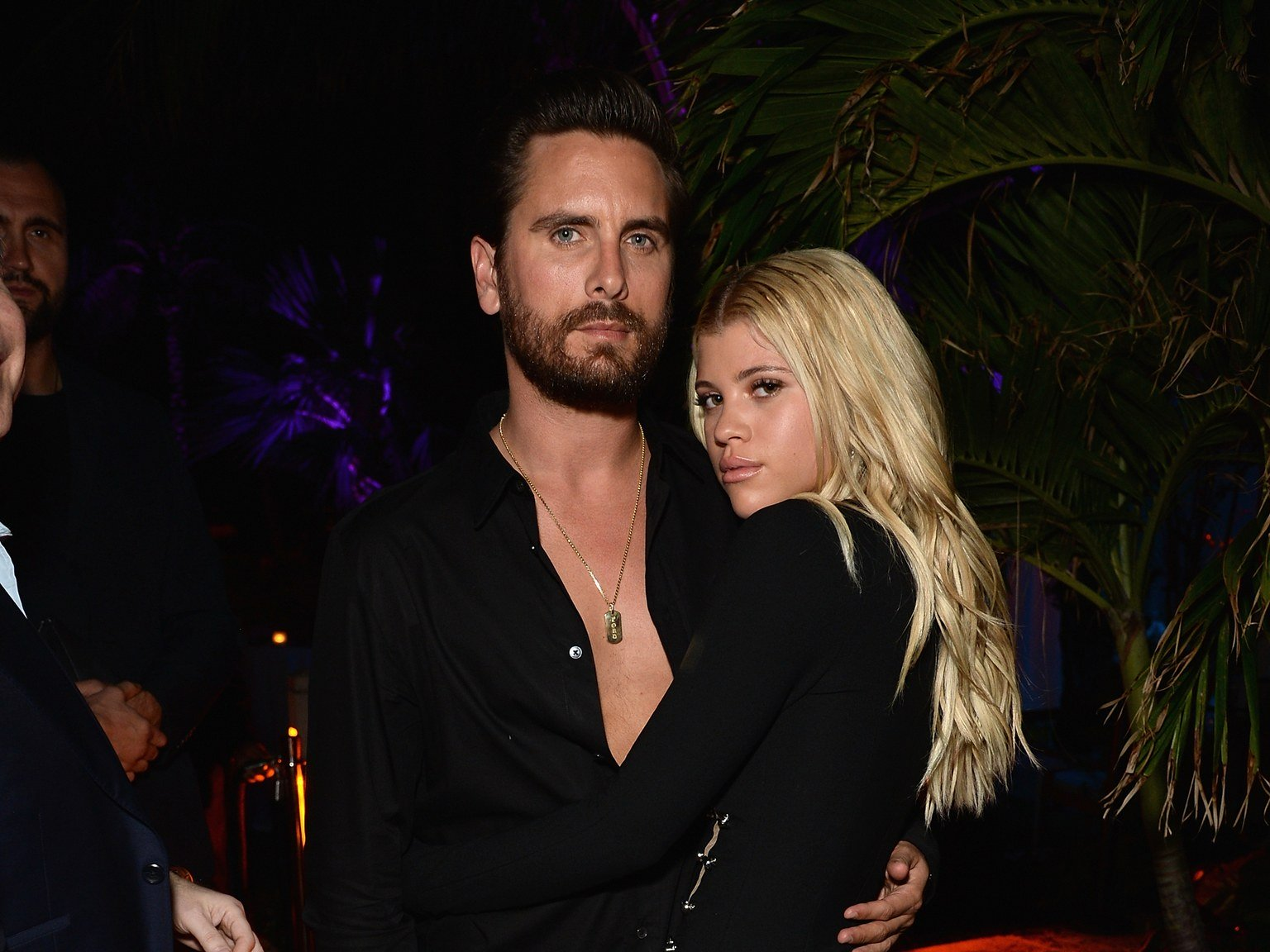 Sofia Richie And Scott Disick Reunite On Holiday After Reports Fly He Wants Her Back
