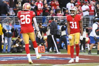 49ers' Raheem Mostert Unhappy With the Contract Offer, Requests a Trade