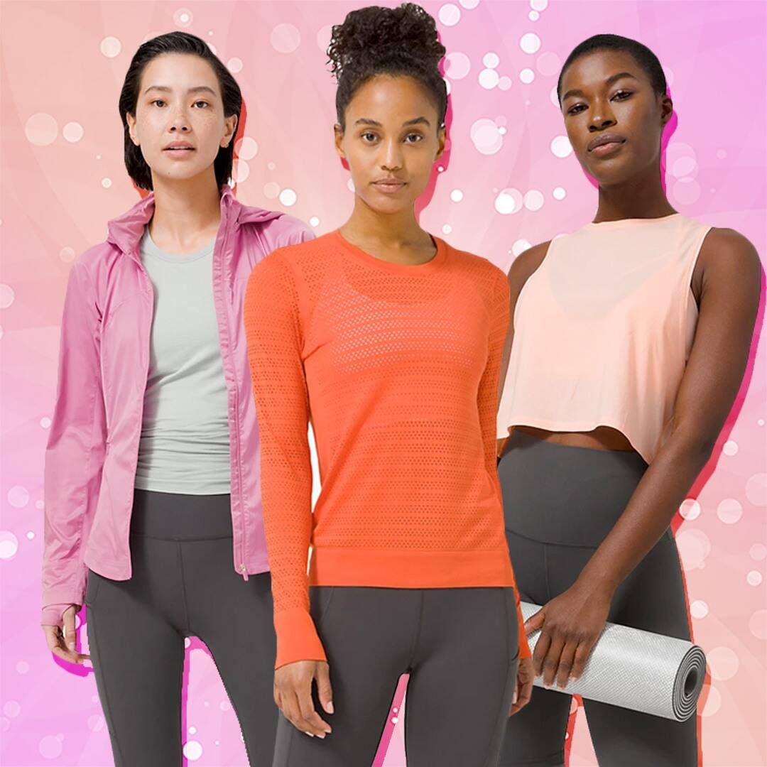 Don't Miss These Deals From Lululemon's Warehouse Sale