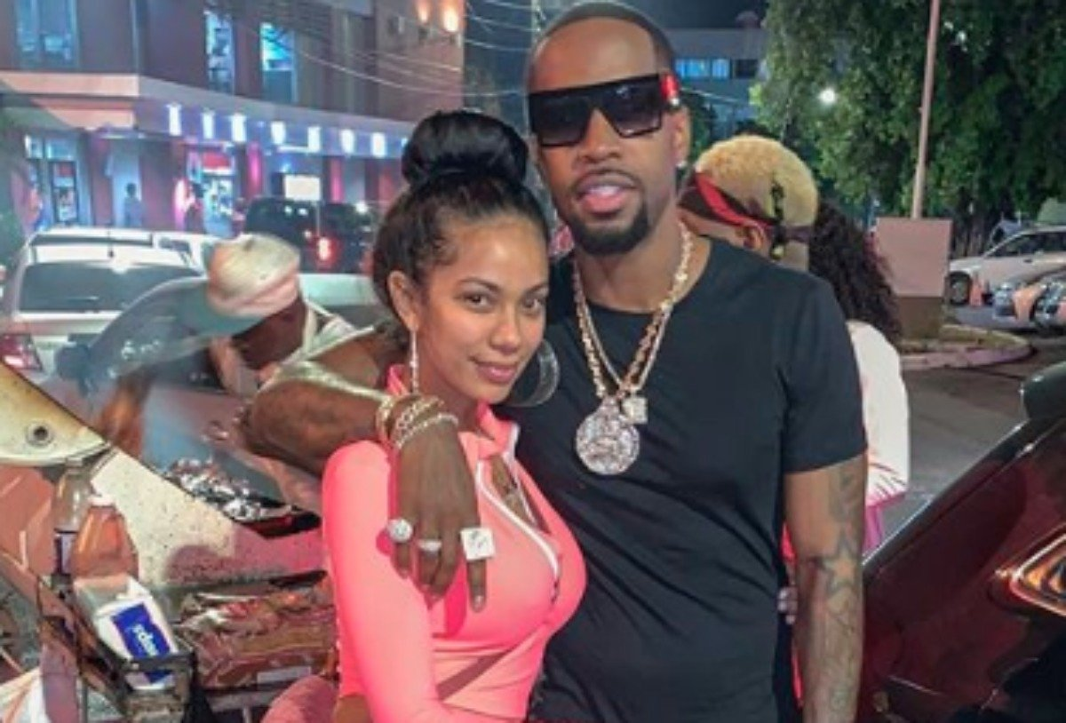 Safaree Flaunts The Jaw-Dropping Gift Erica Mena Gave Him For His Birthday – See The Video