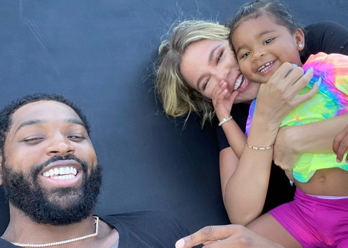 Confirmed! Khloe Kardashian And Tristan Thompson Are Back Together!