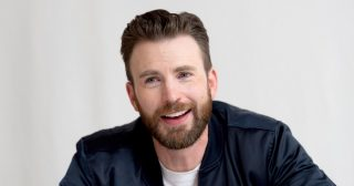 Chris Evans Sends Sweet Video to Boy Who Saved Sister From Dog Attack