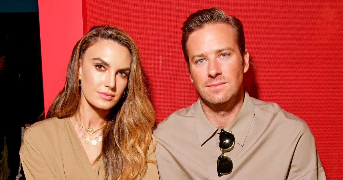 Armie Hammer and Elizabeth Chambers Had 'Been Having Trouble' Before Split