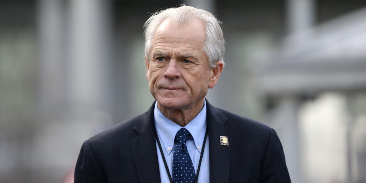 White House Chief of Staff Mark Meadows said trade advisor Peter Navarro's attack on Dr. Fauci was an 'independent action'
