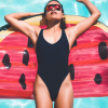 This One-Piece Swimsuit Is So Flattering, You'll Never Want to Take it Off