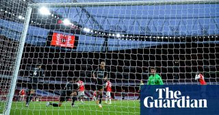 Arsenal's Lacazette and Nelson make Liverpool pay for defensive lapses