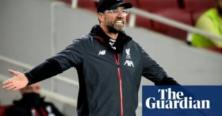 Jürgen Klopp laments Arsenal defeat as Liverpool miss out on points record